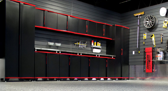 Custom Garage Solutions Garage Cabinets